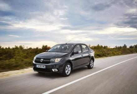 Vanzarile Dacia cresc la nivelul Uniunii Europene