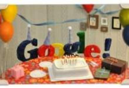 Google aniverseaza 13 ani: Scurta istorie a gigantului american [VIDEO]