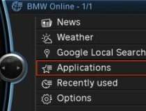BMW aduce Google Maps si...
