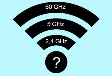 Care sunt diferentele intre benzile Wi-Fi de 2,4GHz, de 5GHz si de 60GHz