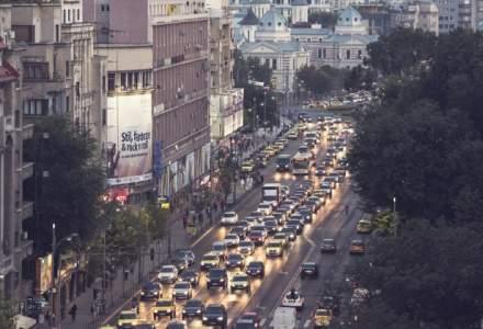 """Trafic rutier restrictionat in centrul Capitalei, pentru crosul """"Color Run"""" si Festivalul Spotlight 2017"""