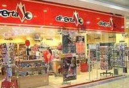 Diverta deschide primele magazine in sistem de franciza - vezi investitia initiala necesara