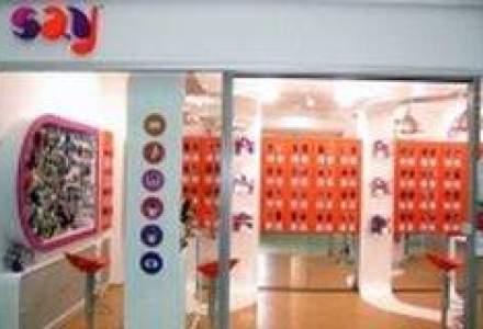 Retailerul de telefoane mobile Say, partener Orange, a intrat in insolventa