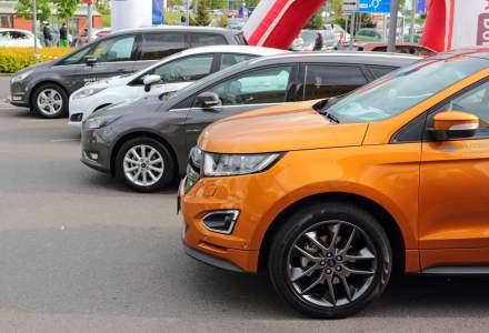 Schimbari in piata auto: romanii au dat Volkswagen, Skoda si Renault pe Ford