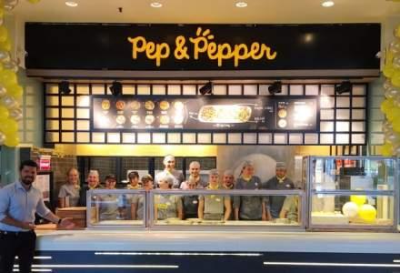 Dan Isai pariaza inca un milion de euro in reteaua de restaurante Pep&Pepper