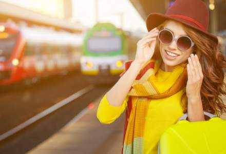 """Doua agentii lanseaza """"Transilvania Train"""", o calatorie de 650 euro intr-un tren cu vagoane de tip bar-bistro de la CFR Calatori"""