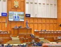 Parlamentarii au votat...