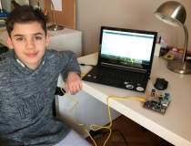 La 12 ani, romanul Andrei...