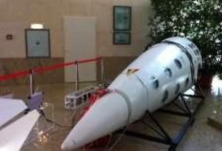 Au inceput testele cabinei supersonicului romanesc