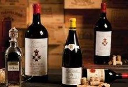 Gusturi de lux: Sticla de vin vanduta mai scump ca o Dacia noua