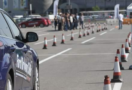 Programul de conducere preventiva Ford ajunge anul acesta in Bucuresti, Constanta si Oradea
