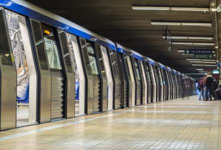 Trenurile de metrou vor circula direct, din 1 mai, intre Gara de Nord si Straulesti