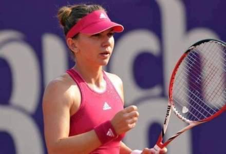 Simona Halep s-a calificat in semifinalele Porsche Tennis Grand Prix