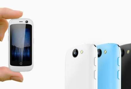 Acesta este cel mai mic smartphone 4G din lume
