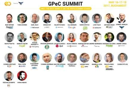 (P)Peste 30 de speakeri e-commerce de top romani Si internationali vin la GPeC SUMMIT - Evenimentul Anului in E-Commerce!