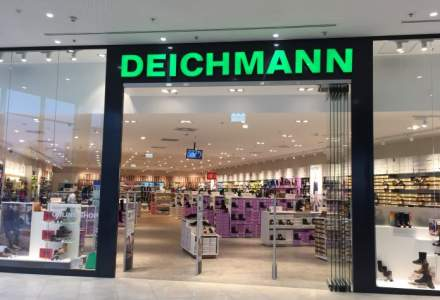 Dupa vanzari de 85 milioane euro, Deichmann Romania planuieste sa deschida sapte magazine noi