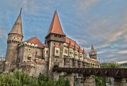 Autorul jafului de la Castelul Corvinilor a fost arestat
