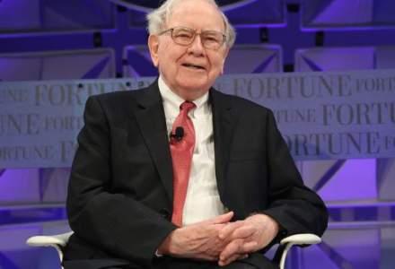 "Warren Buffett recunoaste ca a facut o greseala ca nu a investit in Google si ca a fost ""prea prost"" sa aprecieze Amazon"