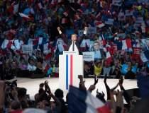 Macron, noul presedinte al...