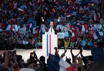 Emmanuel Macron, noul presedinte al Frantei. Manifestatii in mai multe orase dupa anuntarea rezultatelor finale