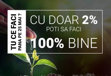 Asociatia Mai Mult Verde: Redirectionarea a 2% din impozit sau orice alta forma de sustinere reprezinta o gura de oxigen, un colac de salvare