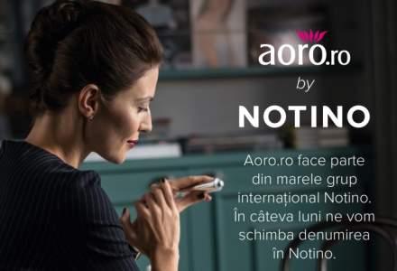 Aoro, afaceri de 18 mil. euro in 2016, proces de rebranding