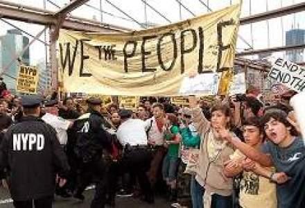 Ocupati Wall Street-ul! Se clatina capitalismul?