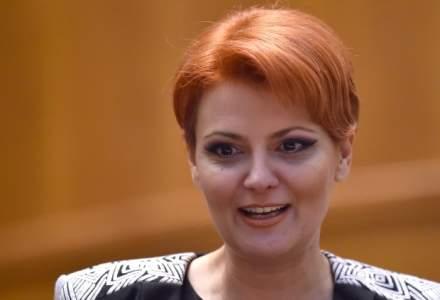 Lia Olguta Vasilescu, mustrata dupa declaratiile despre indemnizatia pentru cresterea copilului