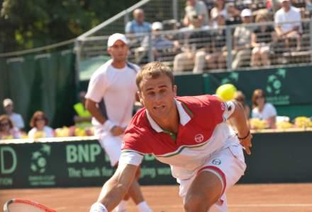 Marius Copil, eliminat in primul tur al calificarilor la Roma