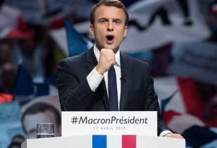Emmanuel Macron devine al 26-lea presedinte francez