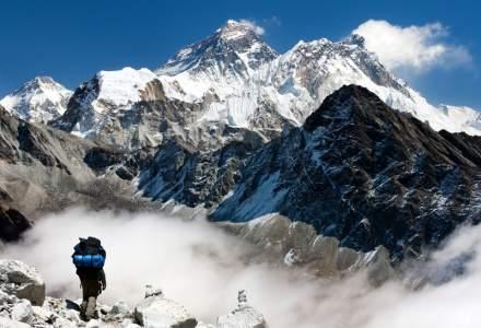 Premiera pentru Romania: Horia Colibasanu a urcat pe Everest fara oxigen suplimentar si fara serpasi