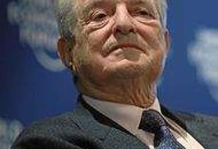 Ce roman semneaza alaturi de Soros si alti 94 de lideri o scrisoare pentru rezolvarea crizei