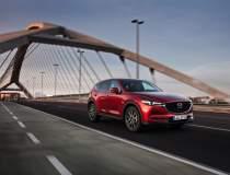 Noua generatie Mazda CX-5...