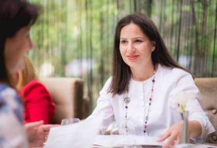 """La pranz cu Anca Danilescu, avocatul de M&A care spune ca domeniul sau de suflet este cel al """"materialelor de constructii"""""""