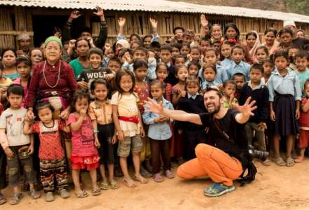 Alex Gavan, alpinistul roman care a construit doua scoli in Nepal, dupa cutremurul din 2015