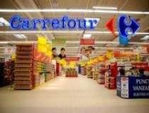 Vanzarile Carrefour Romania...