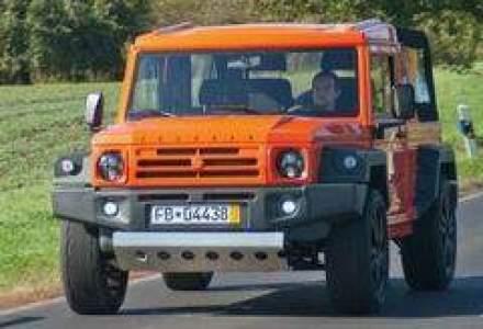 Nemtii scot in 2012 un SUV pe platforma Dacia Duster. Vezi foto-video