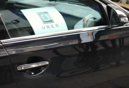 Uber critica OUG privind legea taximetriei si vrea o legislatie pentru ride sharing