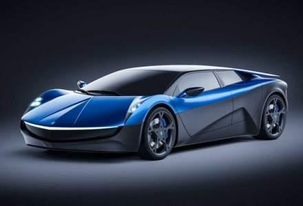 Un nou supercar electric isi face aparitia: Elextra promite 680 CP si autonomie de 600 de kilometri