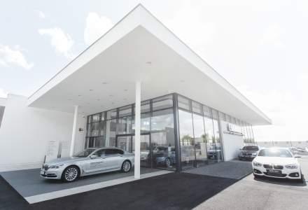 Investitie de 2,5 mil. euro intr-un showroom BMW la Targu Mures