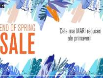 End of Spring Sale:...