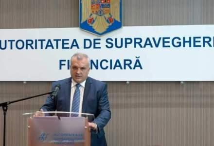 Cornel Coca Constantinescu, ASF: Unii, in loc sa invete din greselile trecutului, dau sfaturi Autoritatii