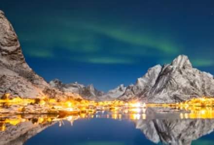 VIDEO: Noaptea Muzeelor 2017: Aurora boreala, prima data in Romania, intr-o expozitie de fotografie inedita