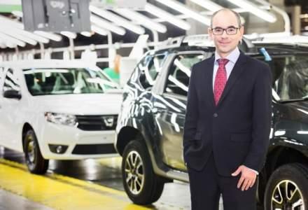 Yves Caracatzanis, Renault Romania: Anul acesta vor fi disponibile 500 de joburi