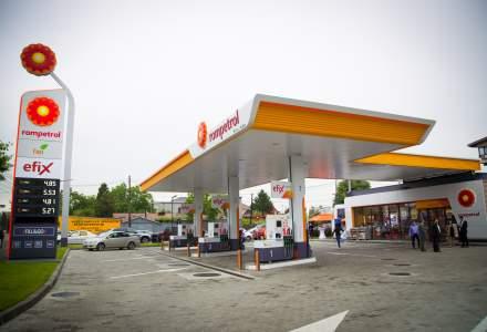 Rompetrol deschide prima benzinarie cu statii de incarcare pentru masini electrice
