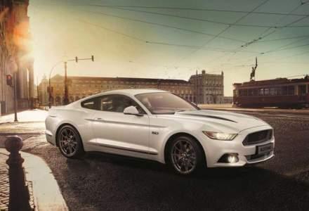 Ford Mustang este cea mai bine vanduta masina sport din lume