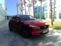 Test cu noua generatie Mazda...