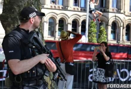Politia britanica a facut inca o arestare, a 11-a, in legatura cu atentatul de la Manchester