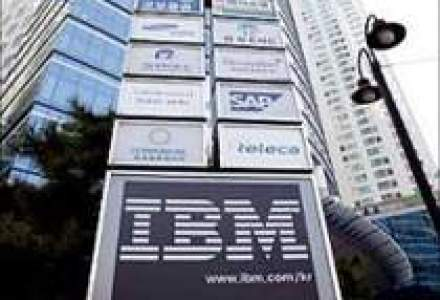 IBM inregistreaza cresteri ale venitului si profitului pe trimestrul trei