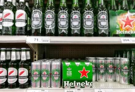 Olandezii de la Heineken au bifat afaceri in crestere si un profit mai mare. Numarul angajatilor a urcat usor